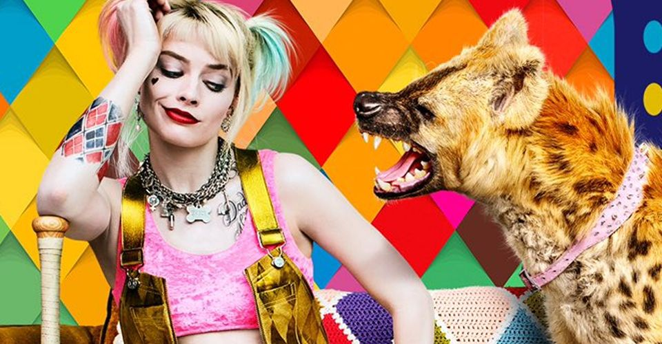 Harley Quinn And Birds Of Prey Actually Considered Shooting With A Real Hyena