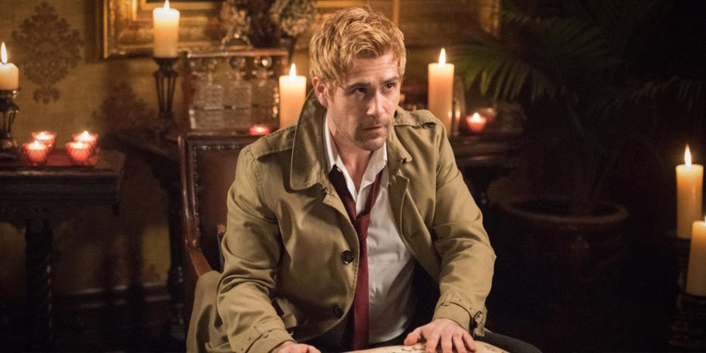 Legends of Tomorrow Is About to Dig Deep Into Constantine's Past