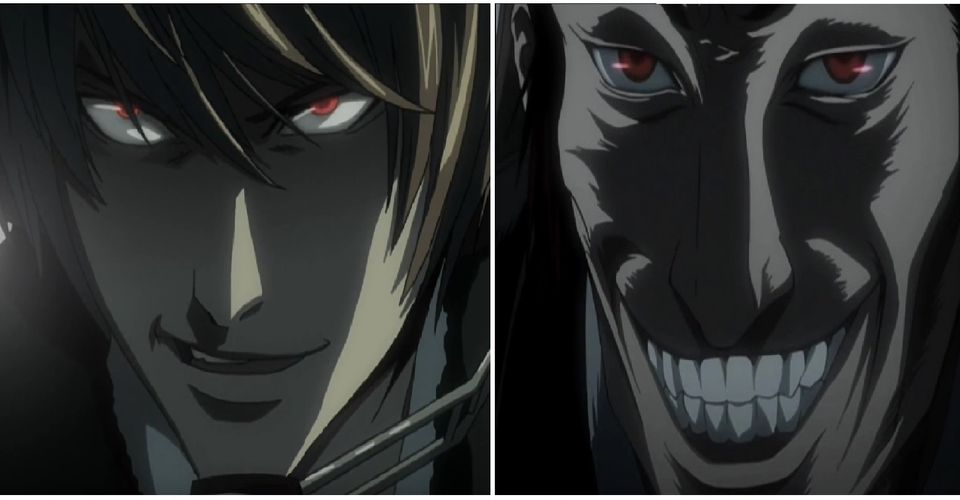 The 10 Creepiest Moments In Death Note Ranked Cbr