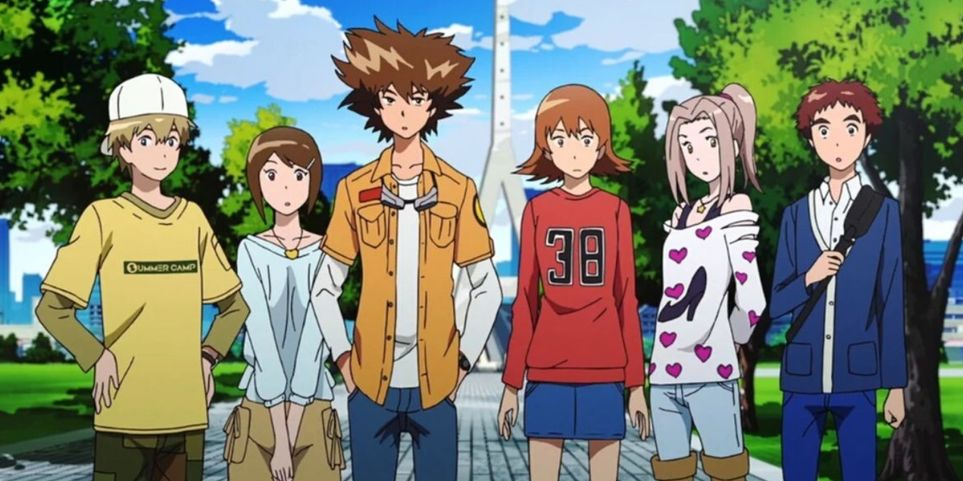 10 animes que você nunca percebeu que foram reinicializações e remakes de títulos mais antigos 2