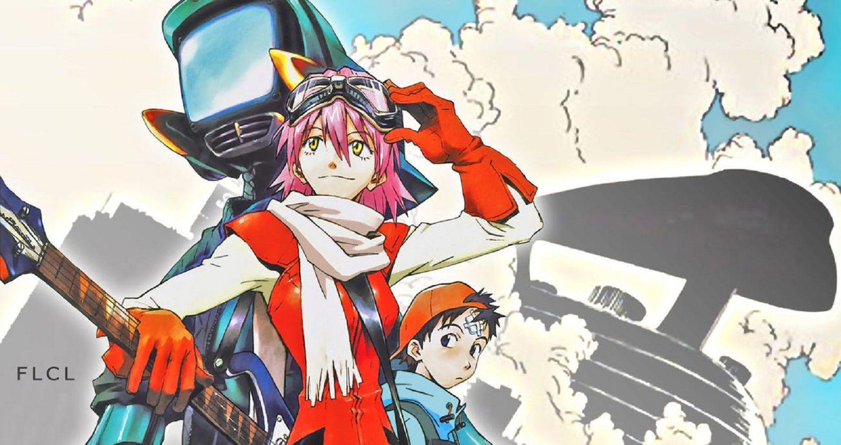 The 10 Best Anime From Studio Gainax According To IMDb   CBR