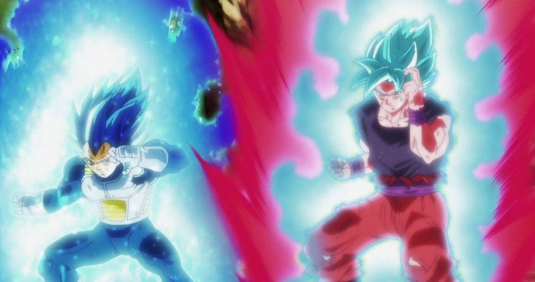 Dragon Ball 10 Things About Super Saiyan Blue That Make No Sense