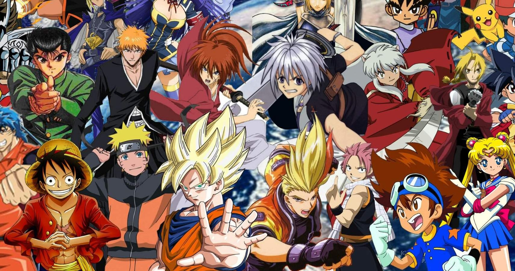 15 Anime To Watch If You Love Dragon Ball Z Cbr