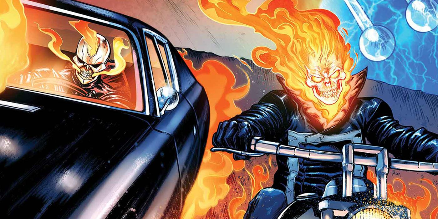 Marvel Hints An Apocalyptic Ghost Rider War Is On the Horizon