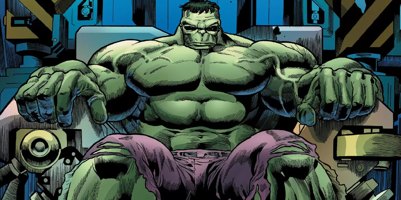 Mr. Fixit: The Most Dangerous Hulk Isn't Savage or a Devil - It's JOE