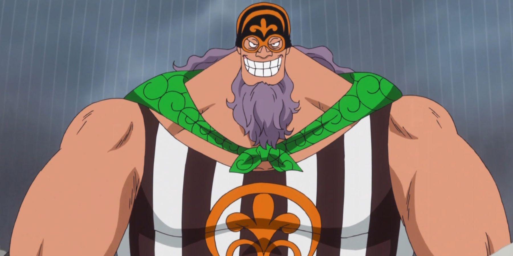 One Piece: A Recompensa conhecida de todos os piratas do Barba Negra, classificada do mais baixo ao mais alto 1