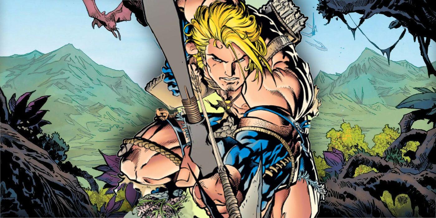 Savage Land: The Secret History of Marvel's Prehistoric Alien Jungle