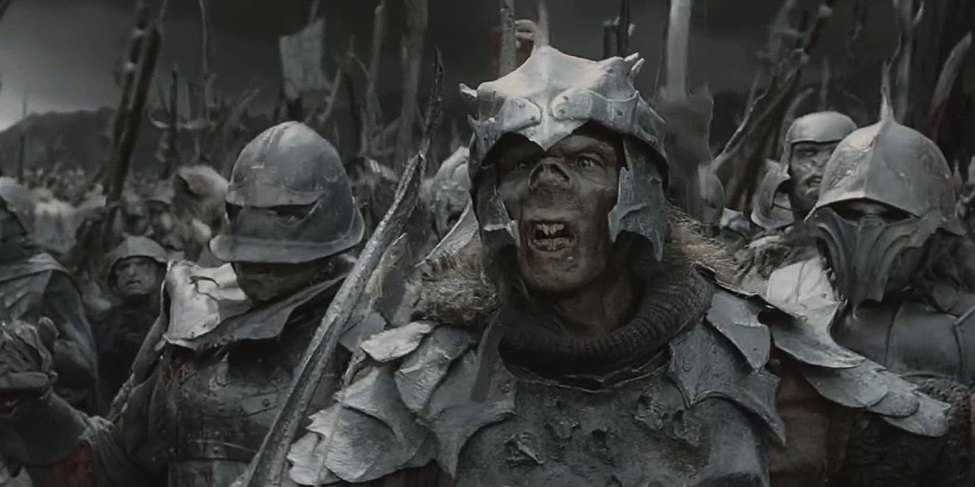 O Senhor dos Anéis: Como Orcs e Uruk-Hai diferem 1
