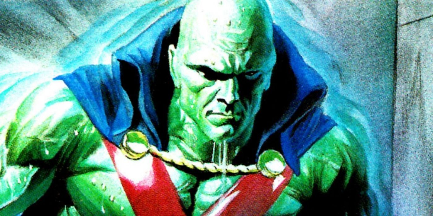 Image result for martian manhunter