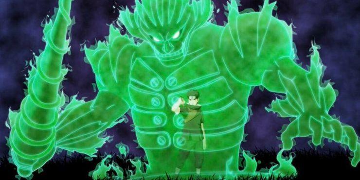 Naruto All 7 Susanoo Users Ranked Cbr