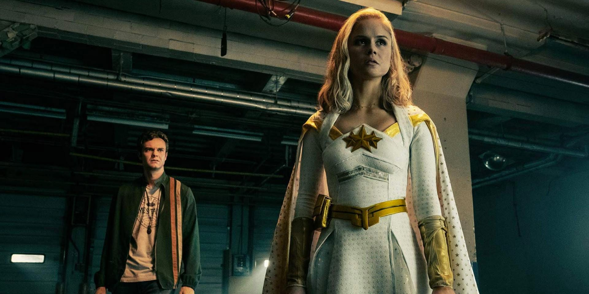 The Boys: Erin Moriarty Teases Starlight's Major Changes in Season 2