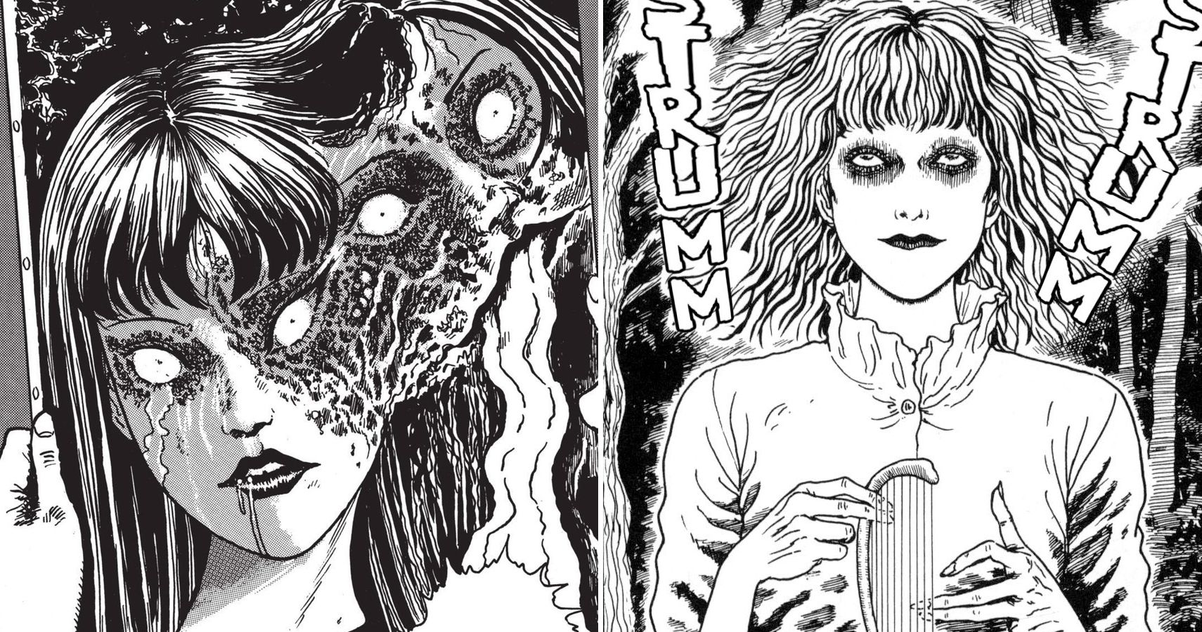 15 Terrifying Junji Ito Stories You Shouldn T Read In The Dark