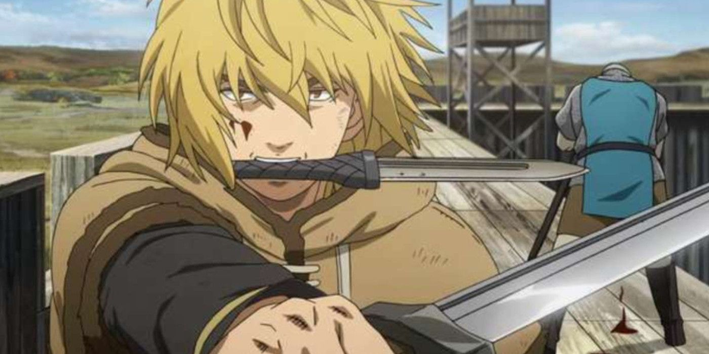 Vinland Saga: The Top 5 Fights From the Epic Viking Anime   CBR