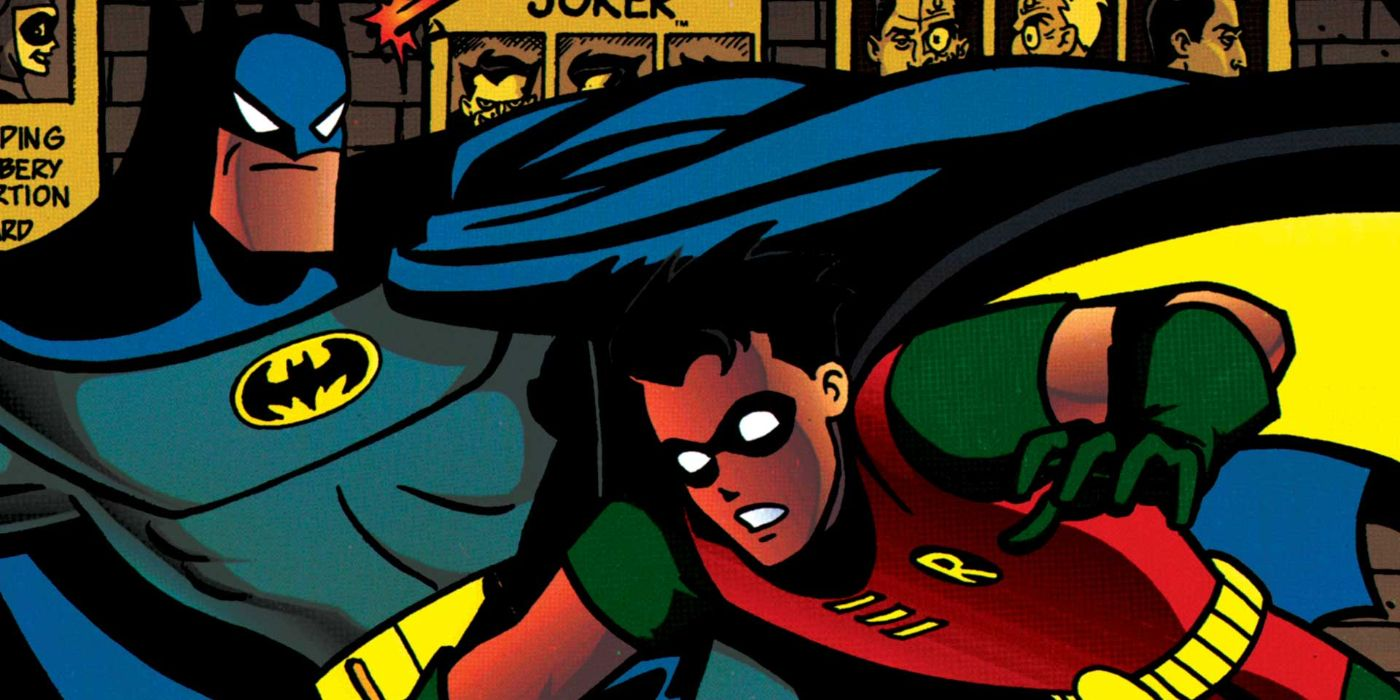 Why The Adventures of Batman & Robin's Debut Episode Was So Divisive