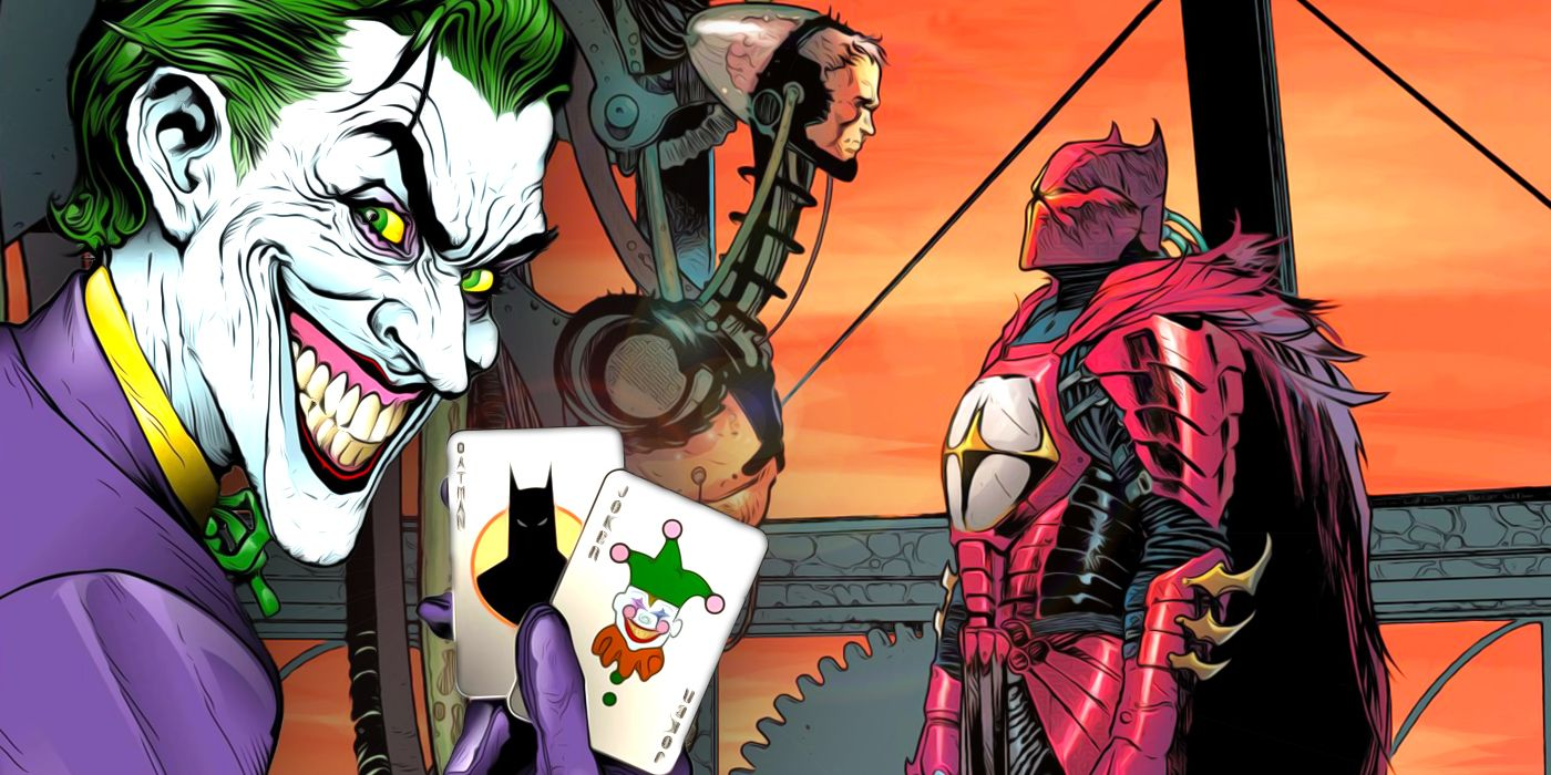 'Batman the Broken' Proves Joker Was Right About Breaking the Dark Knight