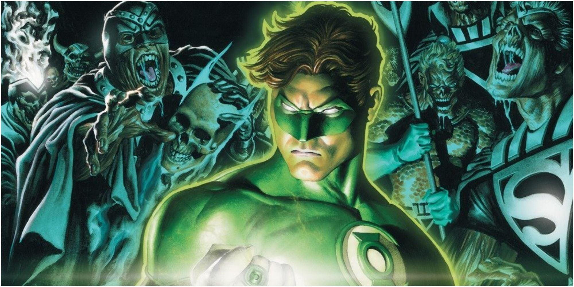 Blackest Night's Tim Seeley Reveals Where He Drew the Line | CBR