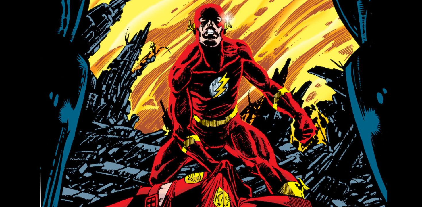 Crisis: Why Did The Flash Have to Die to Save Infinite Earths?