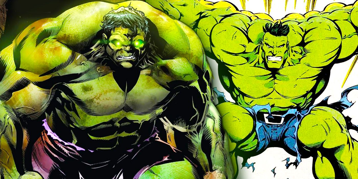 Immortal Hulk Vs. Professor Hulk: Which Hulk is the Strongest There Is?