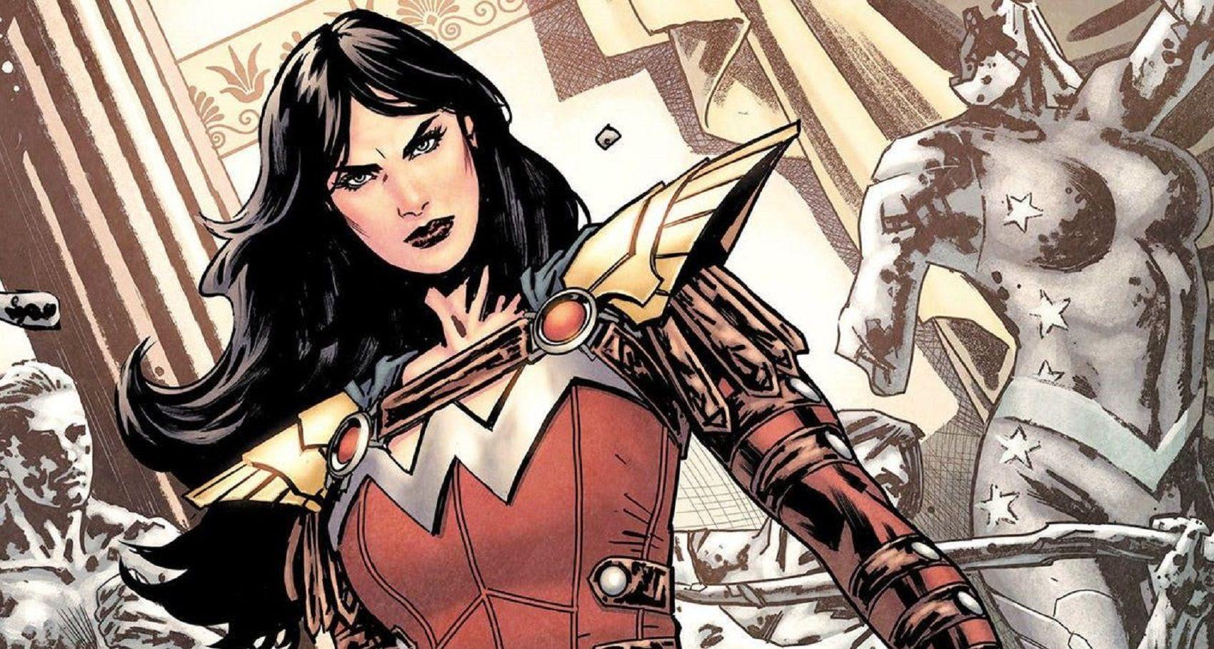 10 Most Powerful Alternate Versions Of Wonder Woman | CBR