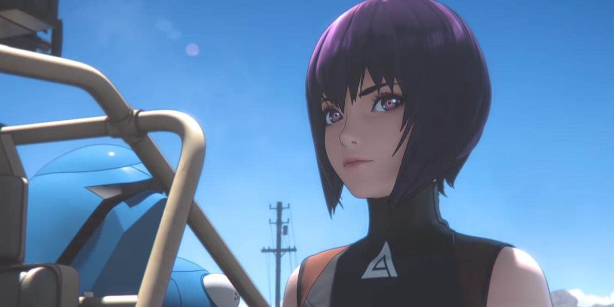Ghost In The Shell Fans Are Already Divided By Netflix S 3d Anime Sac 2045