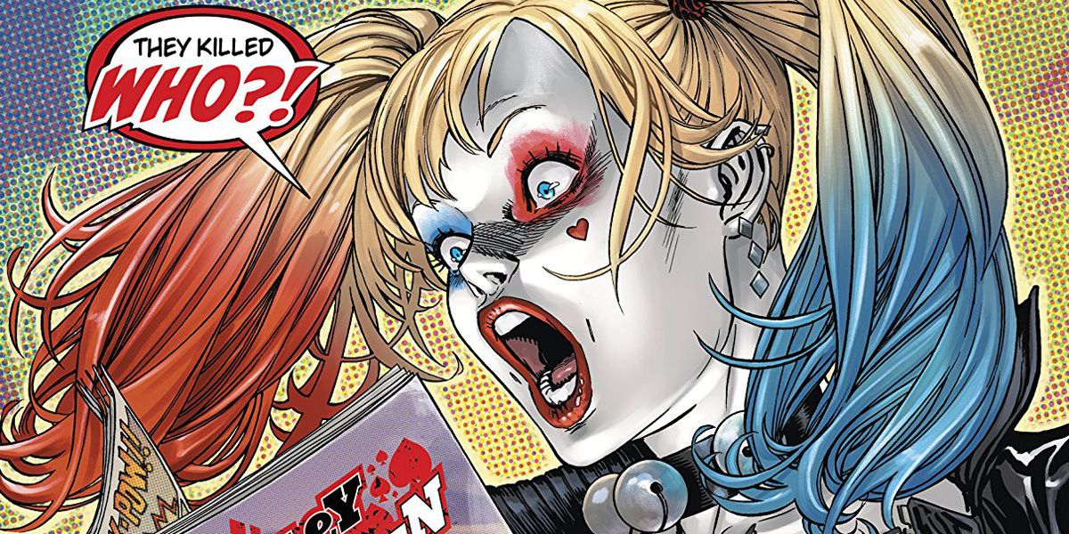 Harley Quinn Reveals Her Next Target - DC's First-Ever [SPOILER]