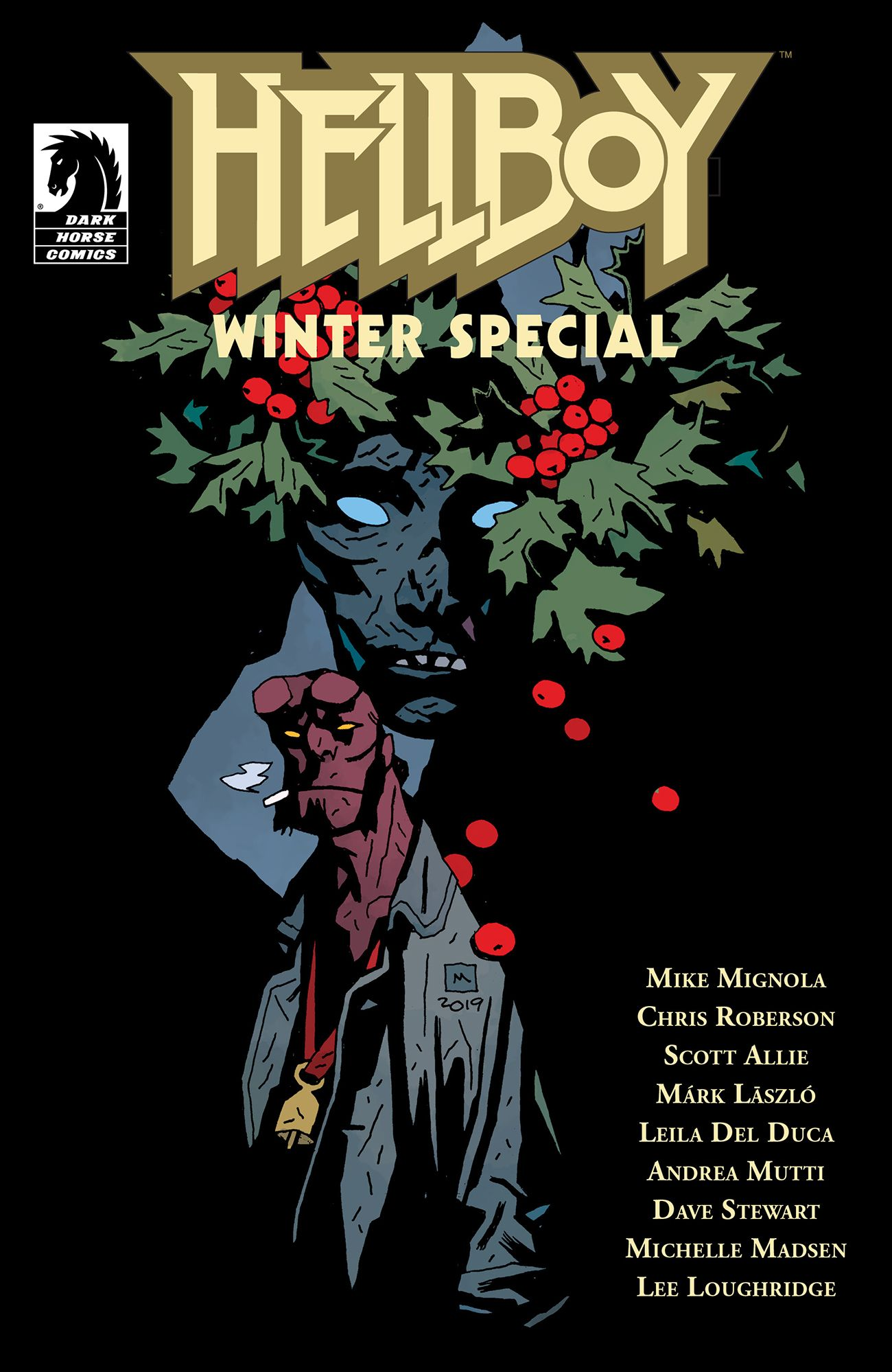 Review: Hellboy Winter Special 2019 Is a Mixed Bag | CBR