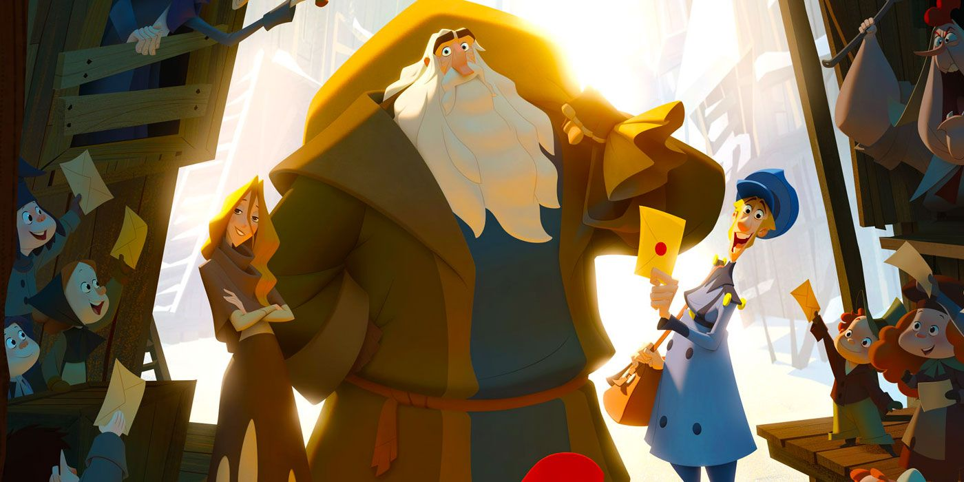 Klaus: Netflix's First Animated Movie Reinvents the Legend of Santa Claus