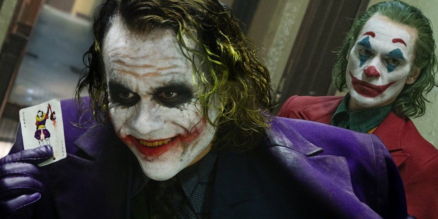 The Dark Knight Star Praises Heath Ledger And Joaquin