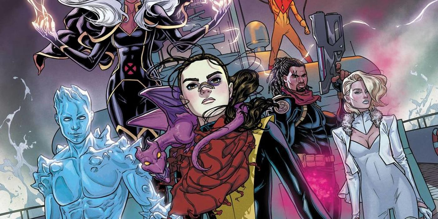 X-Men Spinoff Marauders Declared Most Important Dawn of X Title