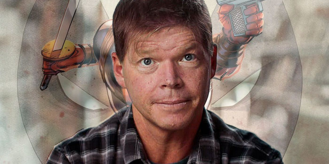 Rob Liefeld Is Done Working for Marvel - For Now | CBR
