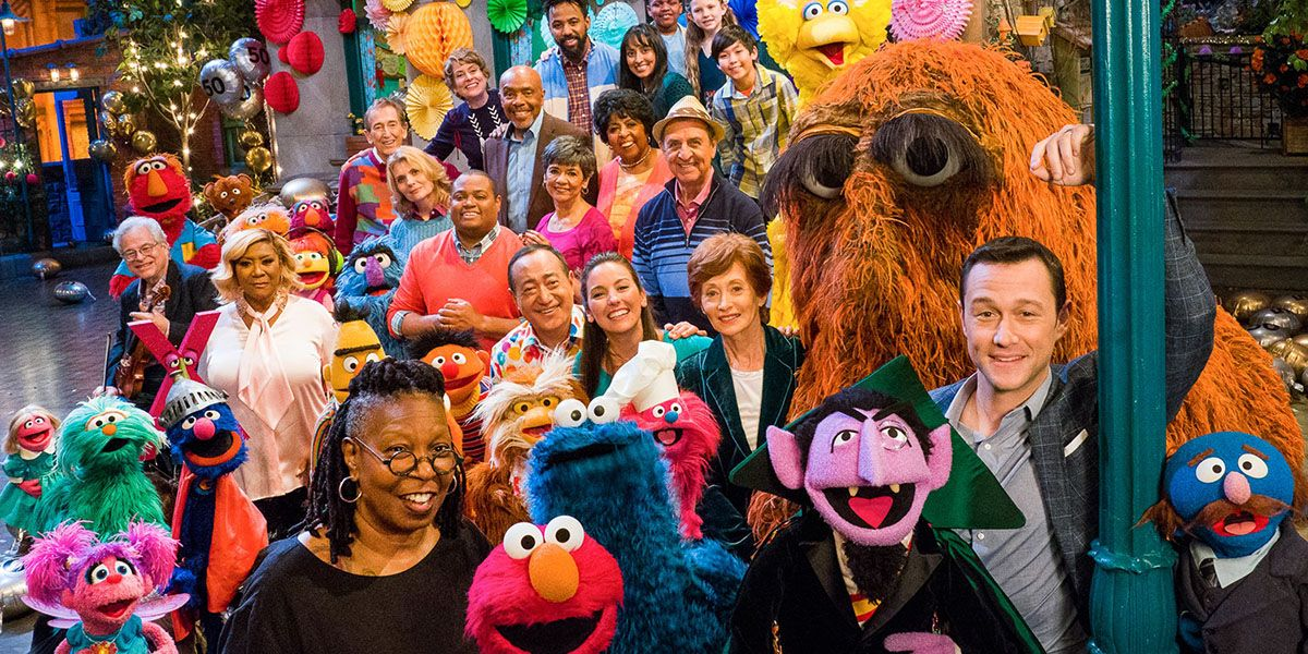 www.cbr.comHBO Reveals Details About Sesame Street's 50th Anniversary Celebration