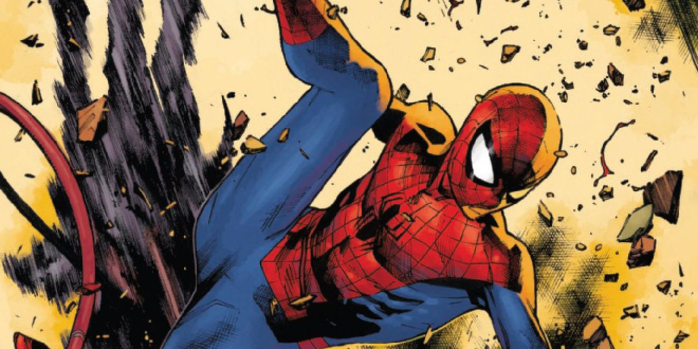 Spider-Man's Son Feels Betrayed in JJ Abrams, Sara Pichelli Comic
