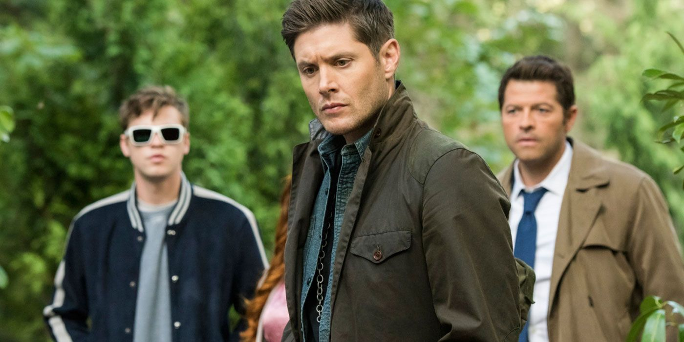 Supernatural: Sam, Dean & Rowena Work to Prevent 'The Rupture' in New Photos