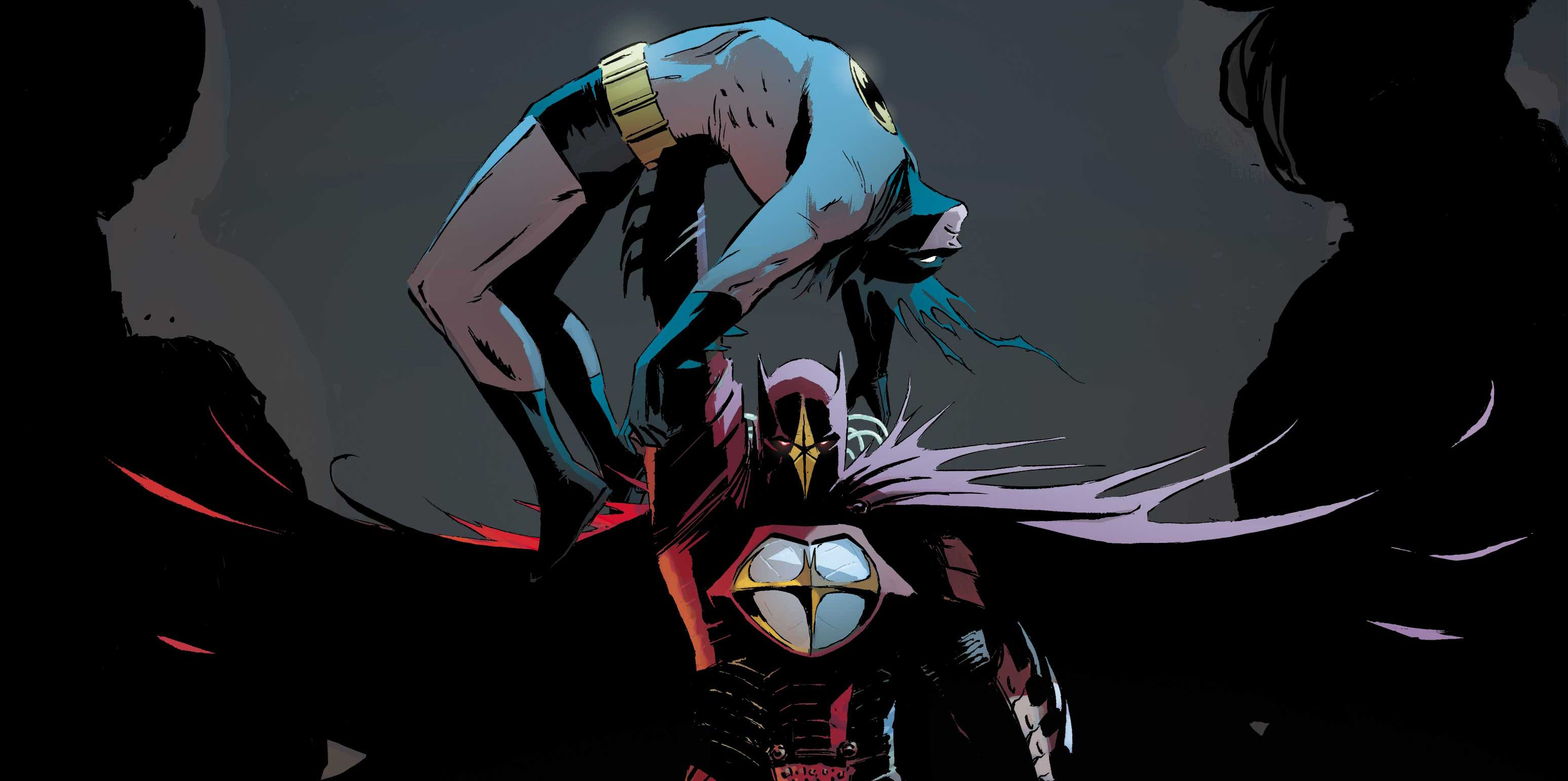 Dark Multiverse Knightfall: DC's Scariest Batman Is Not Who You Expect
