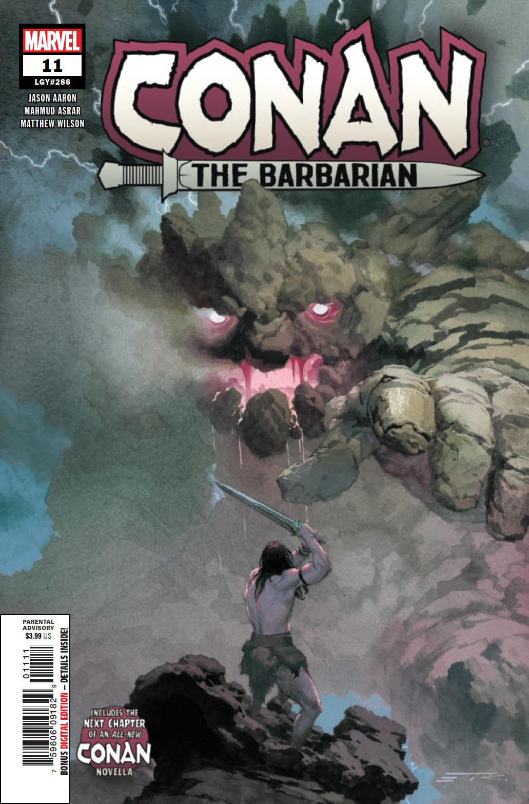 PREVIEW: Conan the Barbarian #11 | CBR