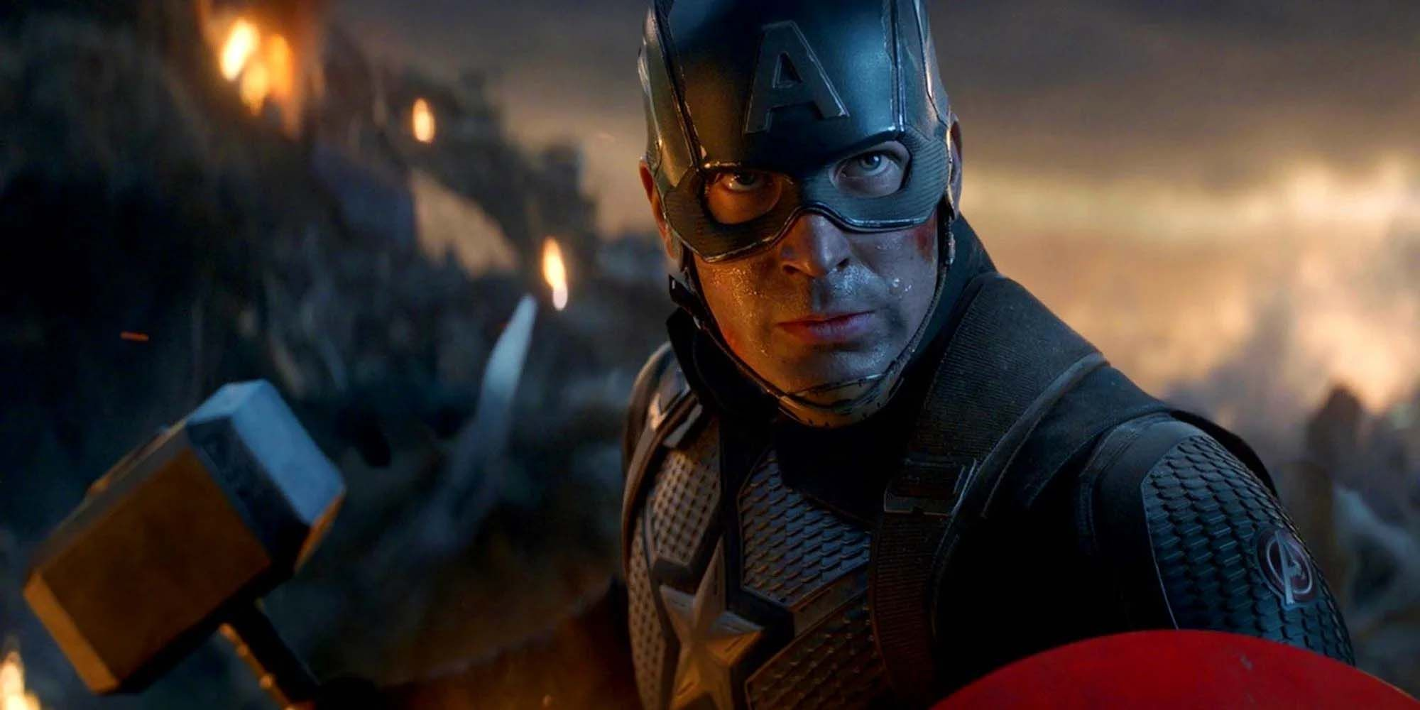 Captain America's Chris Evans Addresses a Potential MCU Return