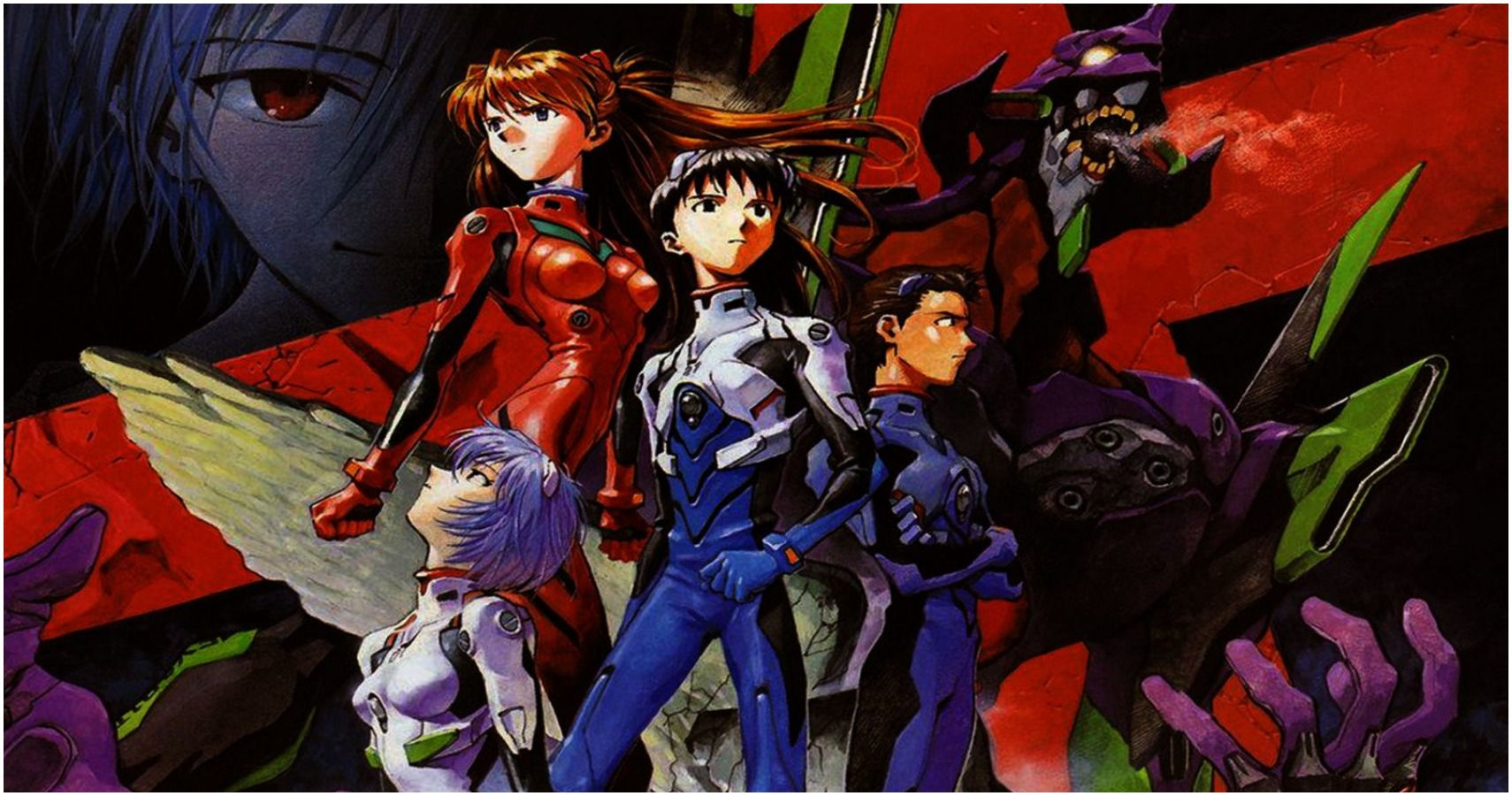 Neon Genesis Evangelion: 5 Ways The Anime Was Ahead Of Its Time (& 5 Ways It Wasn't)