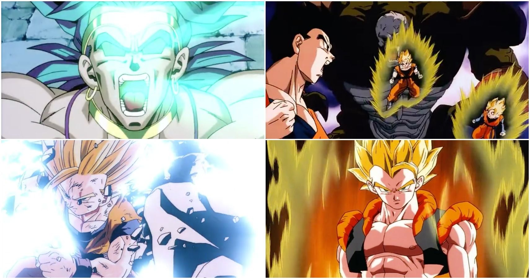 Every Non-Canon Dragon Ball Z Movie, Ranked From Worst To Best