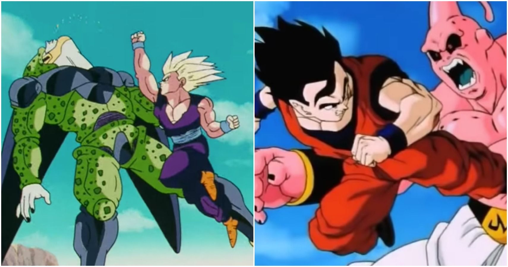 Dragon Ball: Gohan's Most Powerful Moves, Ranked According To Strength