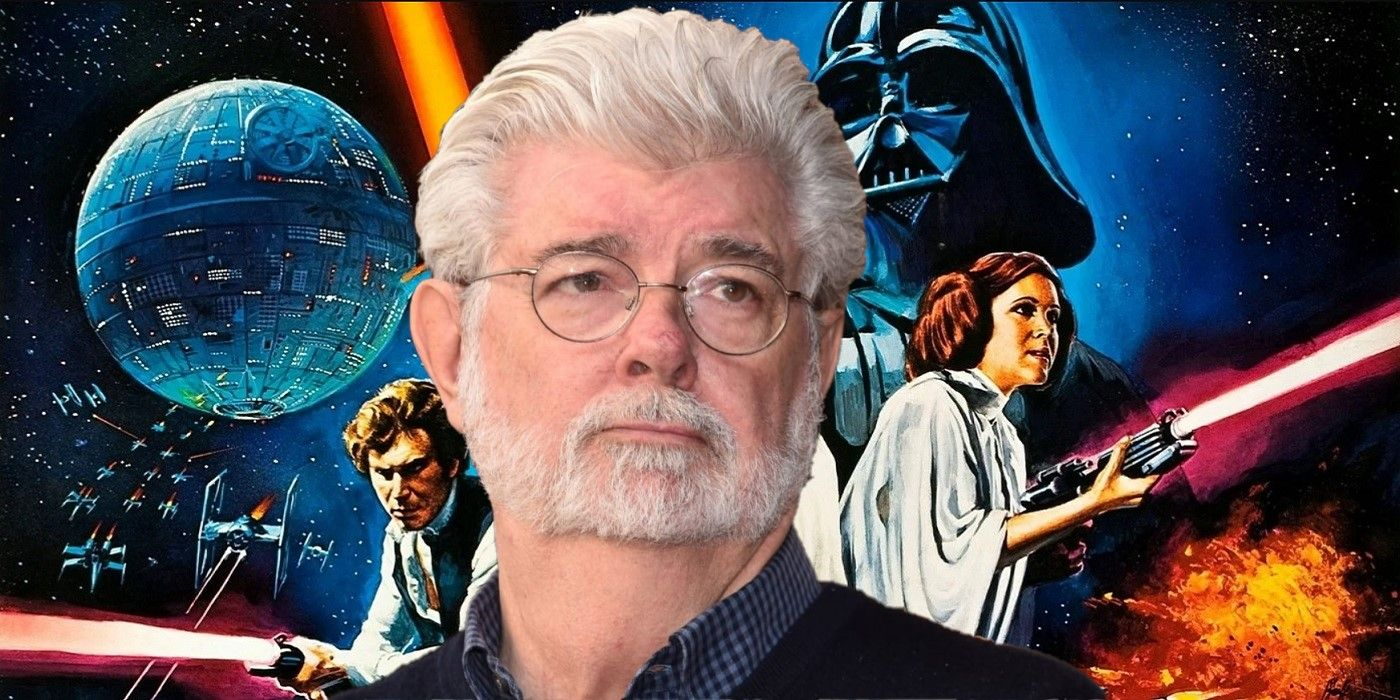 Behind Star Wars' Fans Love-Hate Relationship with George Lucas