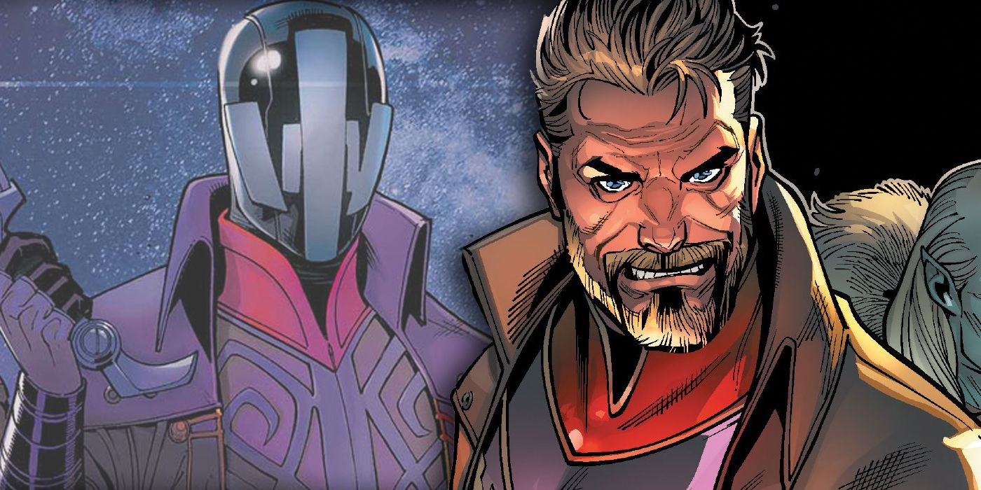 Guardians of the Galaxy: Who is J'Son, Peter Quill's Real Father?