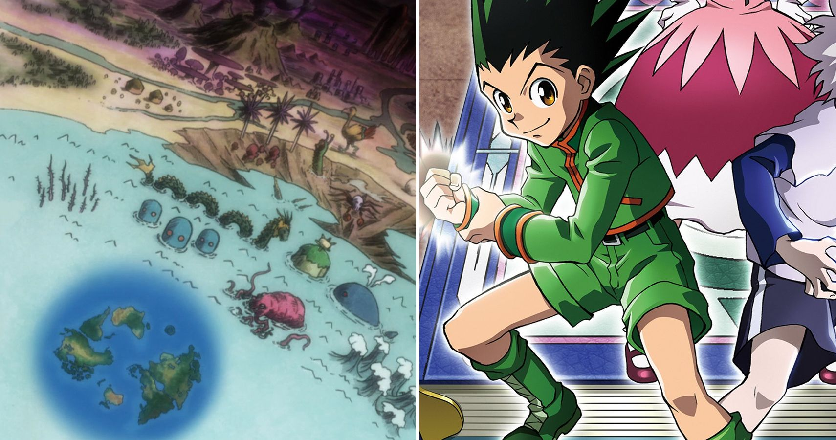 Hunter x Hunter: 5 Characters That Can Survive The Dark Continent (& 5 That Can't)