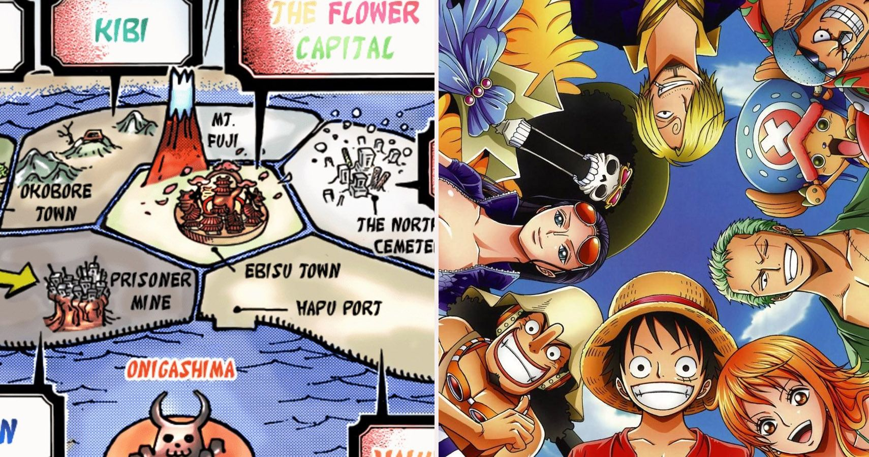 One Piece: Every Main Character, Ranked By Cartography Expertise