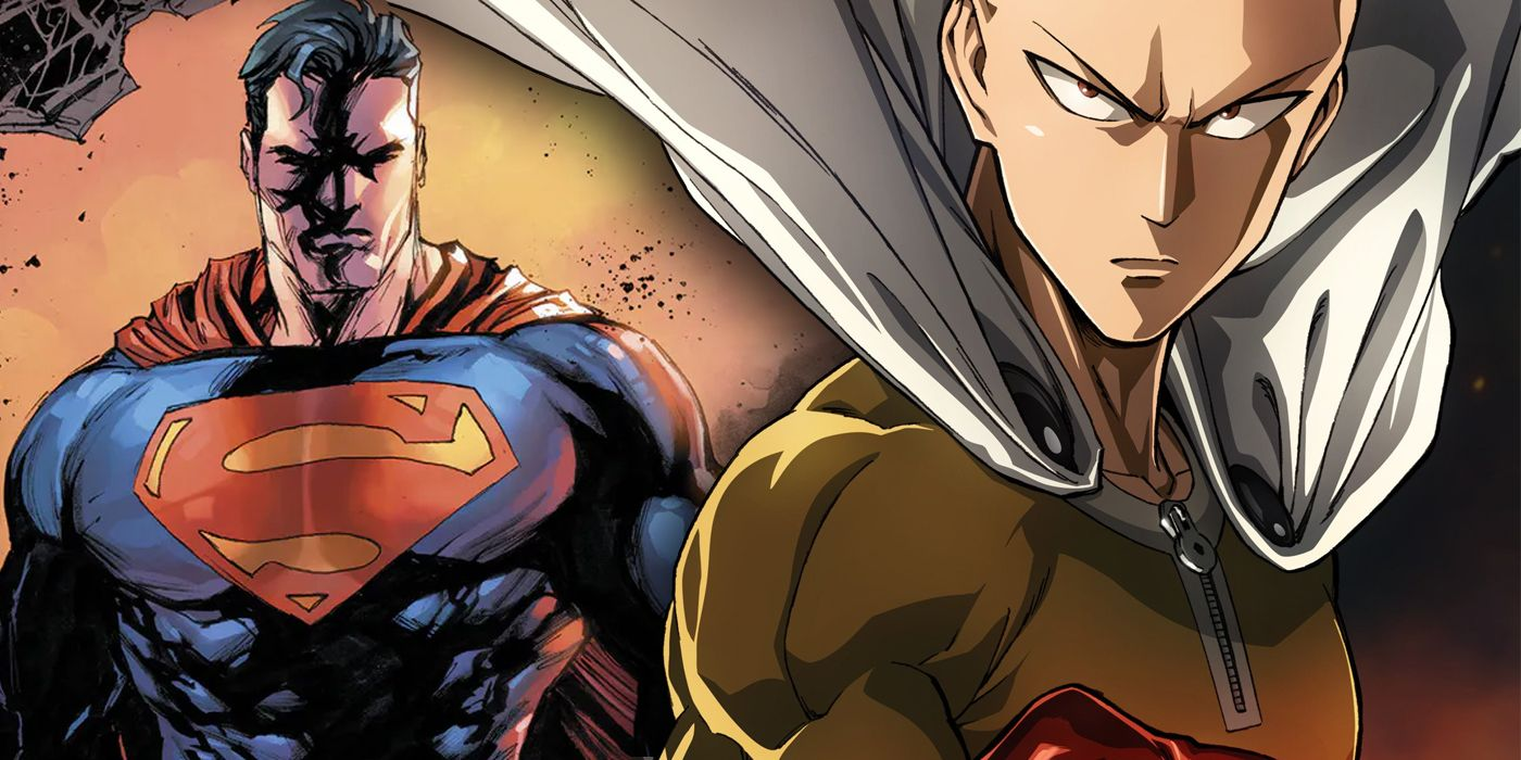 Could One-Punch Man's Saitama Beat Superman? (Spoiler: Yes, But Here's Why)