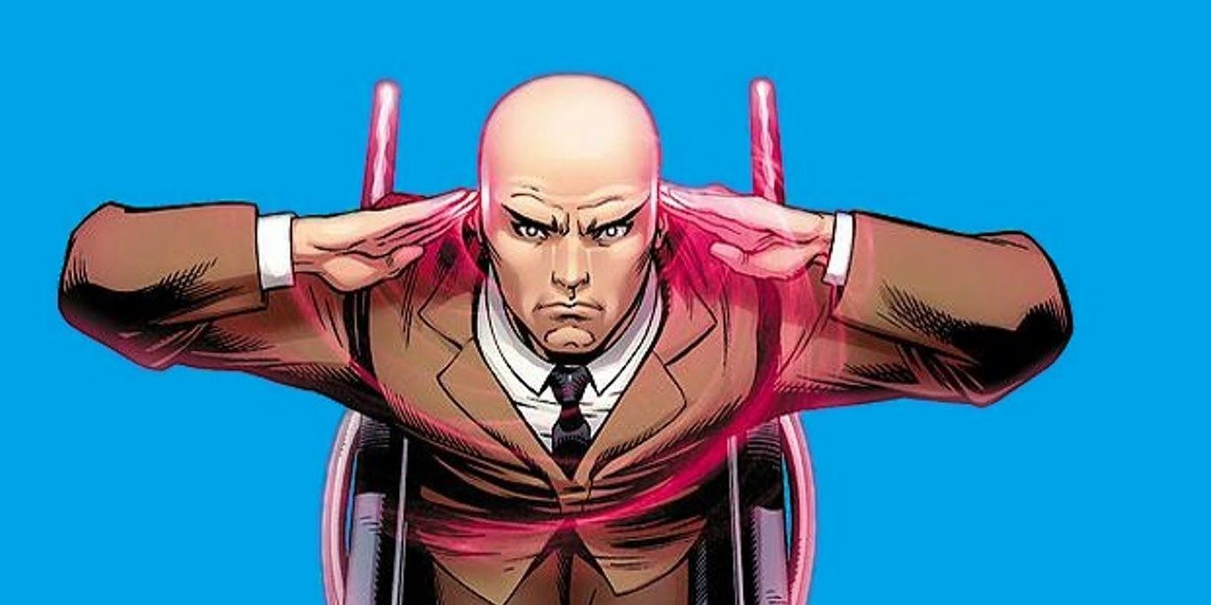 X Men 10 Things You Didn T Know About Charles Xavier Cbr