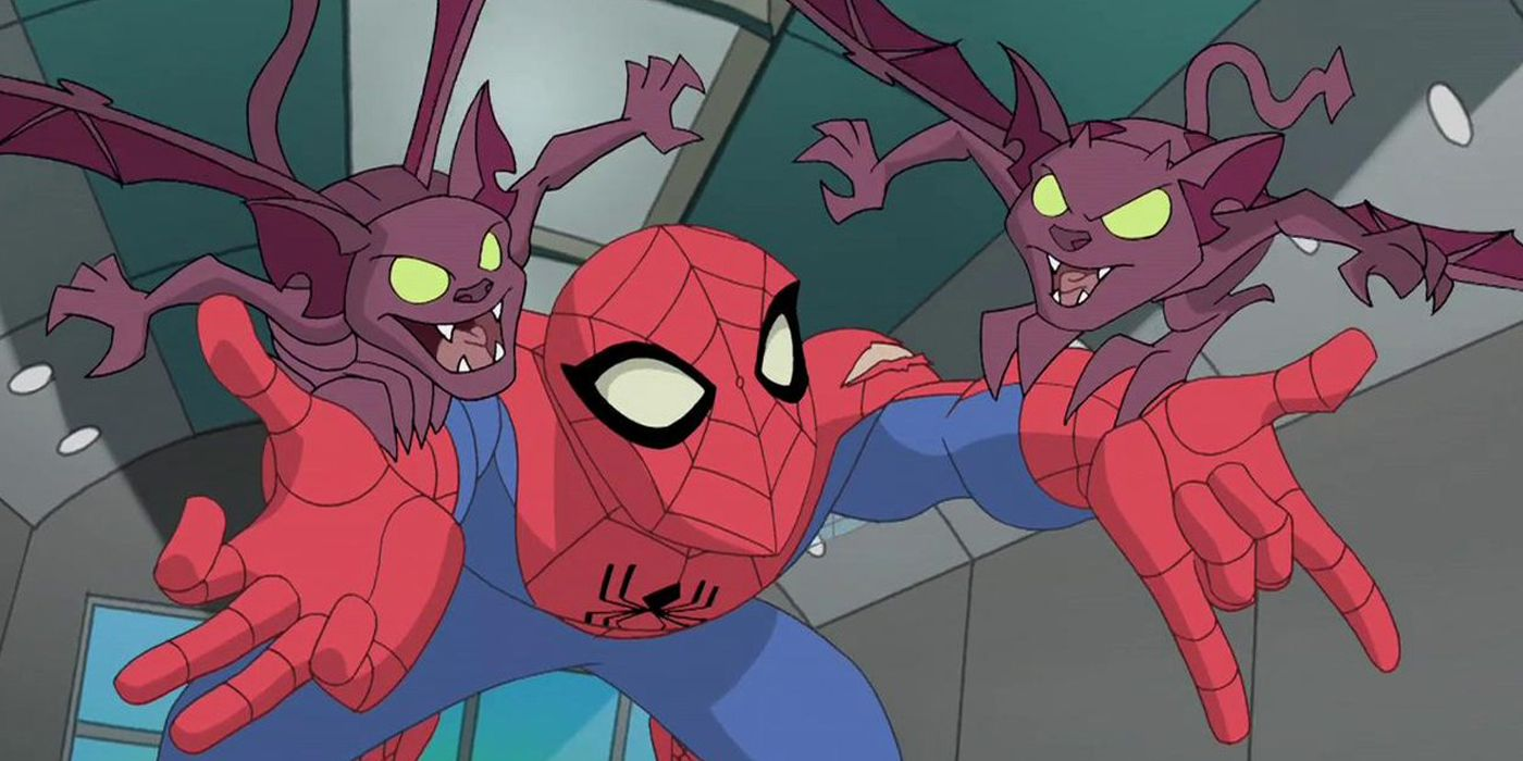 These Spider-Man TV Shows Don't Appear On Disney+ | CBR