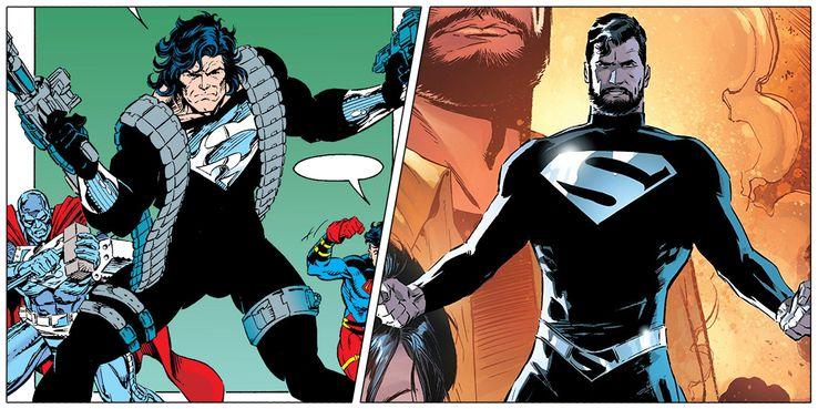 SUPERMAN COSTUMES Return - Cinco trajes que nos encantan de Superman y cinco que odiamos