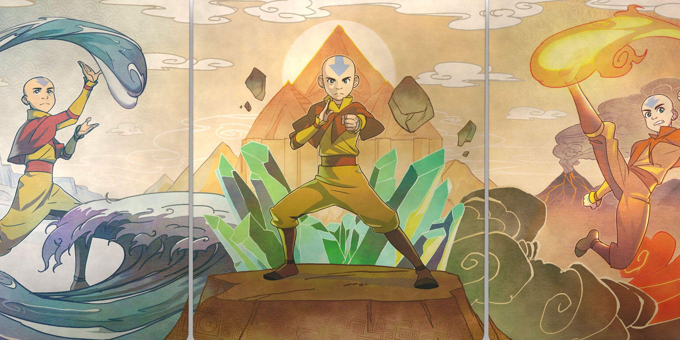 Avatar: The Last Airbender Blu-ray Steelbook Coming in ...The Last Airbender 2 Movie 2020