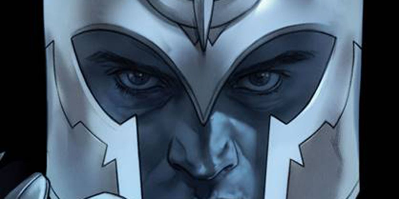 Magneto Is Star of Hickman and Oliver's Giant-Size X-Men One-Shot