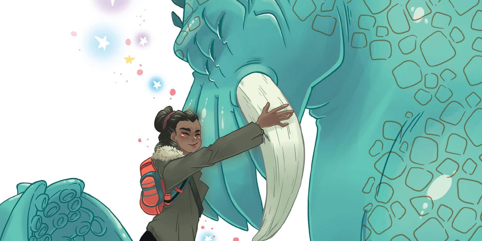 EXCLUSIVE: Goliath Girls #5 Brings Eunice to the Kaijusphjere